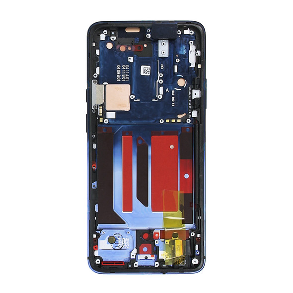 Oneplus 7 Pro LCD Screen Digitizer Assembly with Frame | Parts4Repair.com