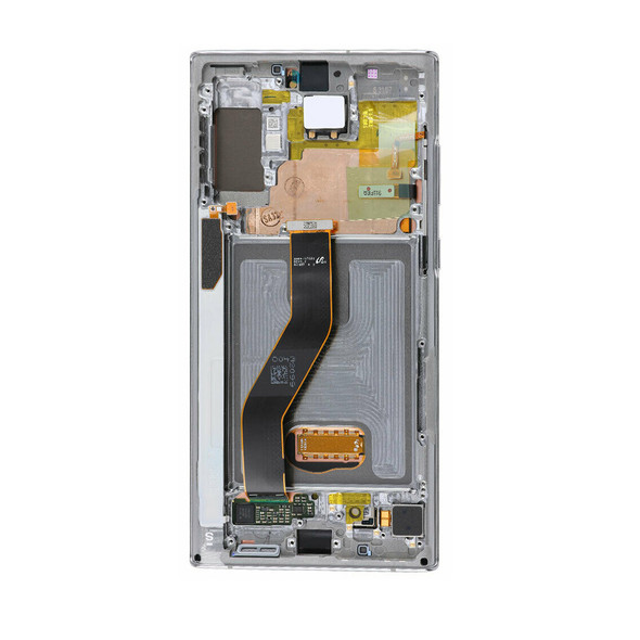 Samsung Note 10 plus LCD Display Replacement
