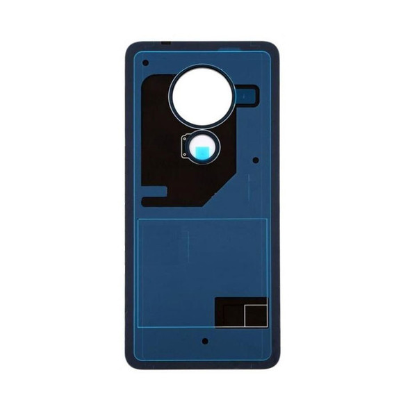 Back glass cover for Nokia 7.2 from Parts4Repair.com. It is brand new and high quality.