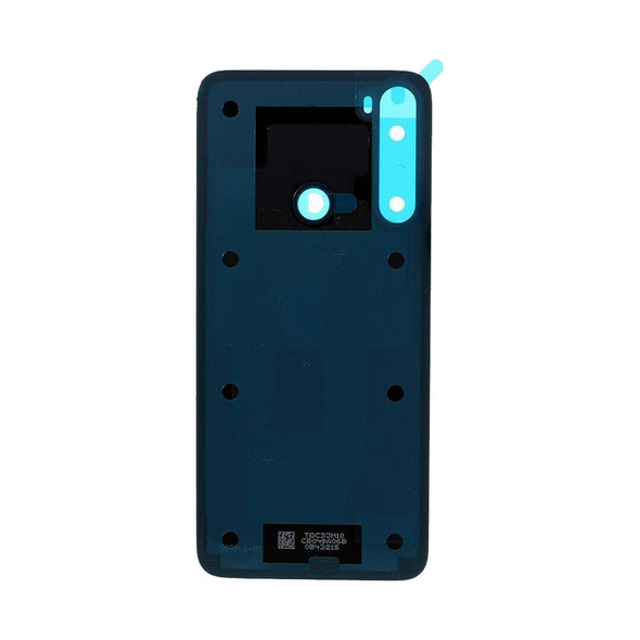 Xiaomi Redmi Note 8 Back Glass Cover Black | Parts4repair.com