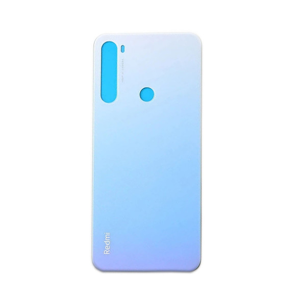 Xiaomi Redmi Note 8 Generic Back Glass Cover  White from Parts4Repair.com