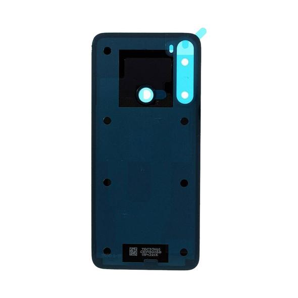 Xiaomi Redmi Note 8 Generic Back Glass Cover Blue from Parts4Repair.com