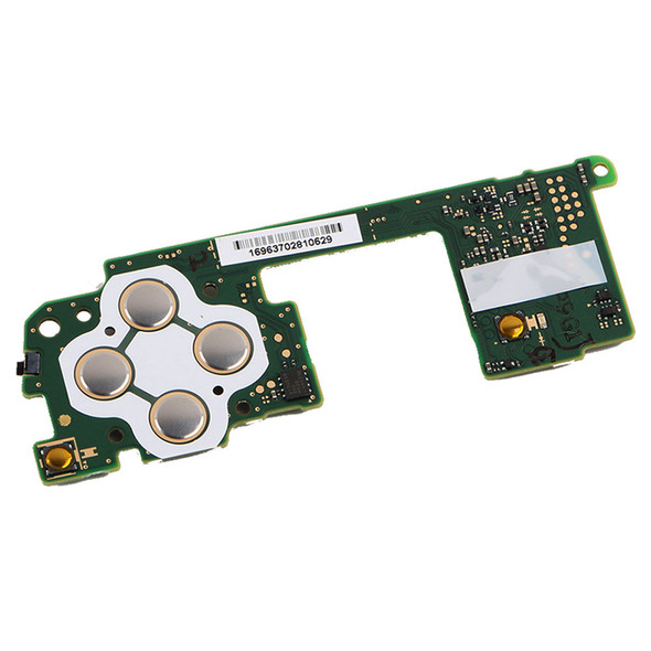 Buy a new  Nintendo Swith Joy-con controller main circuit board to replace your broken one.