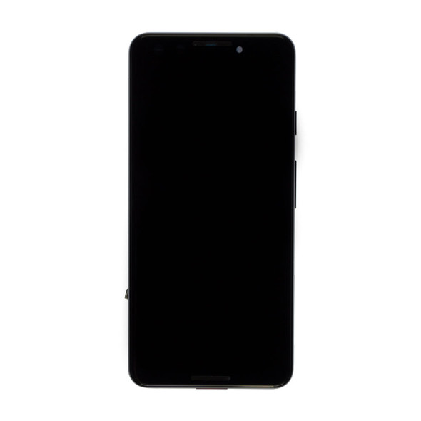 Google Pixel 3 LCD Screen Digitizer Assembly with Frame | Parts4Repair.com