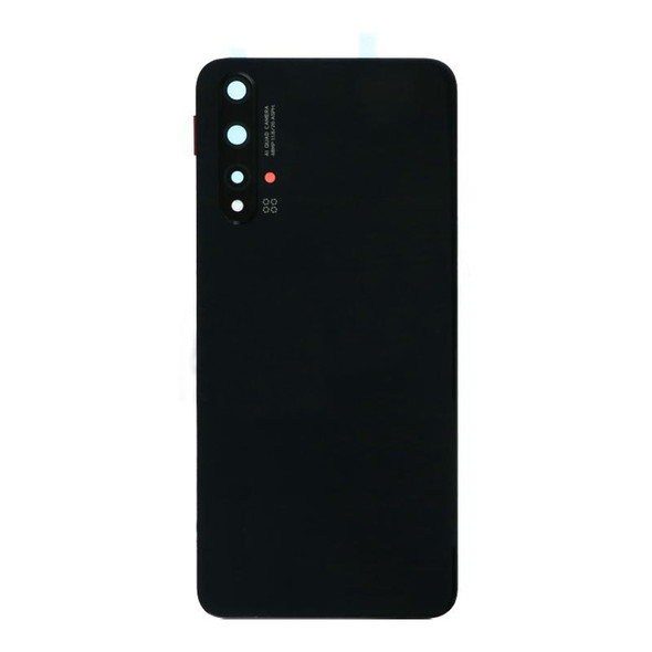 Huawei Nova 5T Back Glass with Camera Lens Black | Parts4Repair.com