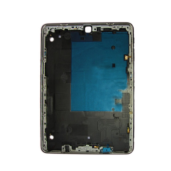 Back Housing Cover with Side Keys for Samsung Galaxy Tab S2 9.7 T810 Black from Parts4Repair.com