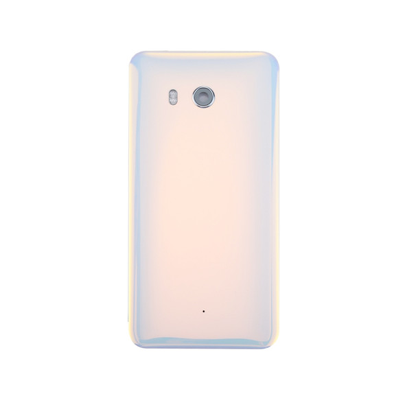 Back Housing Cover for HTC U11 White | Parts4Repair.com