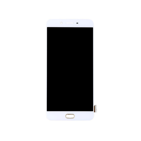 Oppo R9s Plus LCD Screen Digitizer Assembly White | Parts4Repair.com