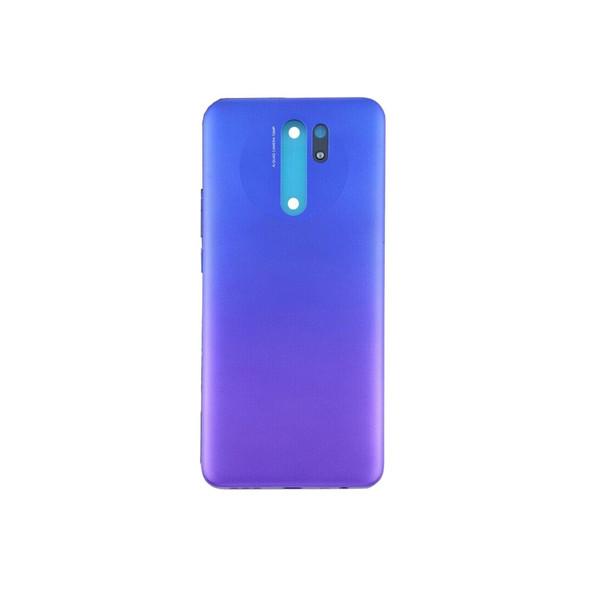 Xiaomi Redmi 9 Back Cover with Camera Lens  Sunset Purple | Parts4Repair.com