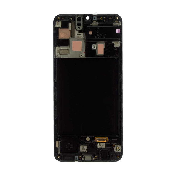 Samsung Galaxy A50 A505 LCD Screen Digitizer Assembly wih Frame Black | Parts4Repair.com