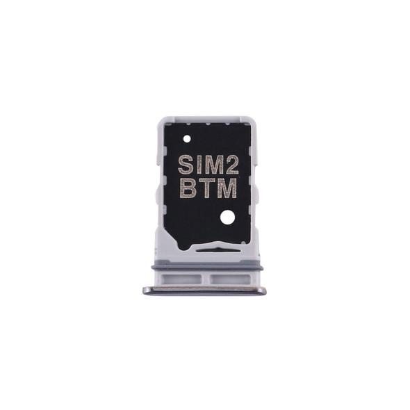 Samsung Galaxy A80 SIM Card Tray Silver | Parts4Repair.com