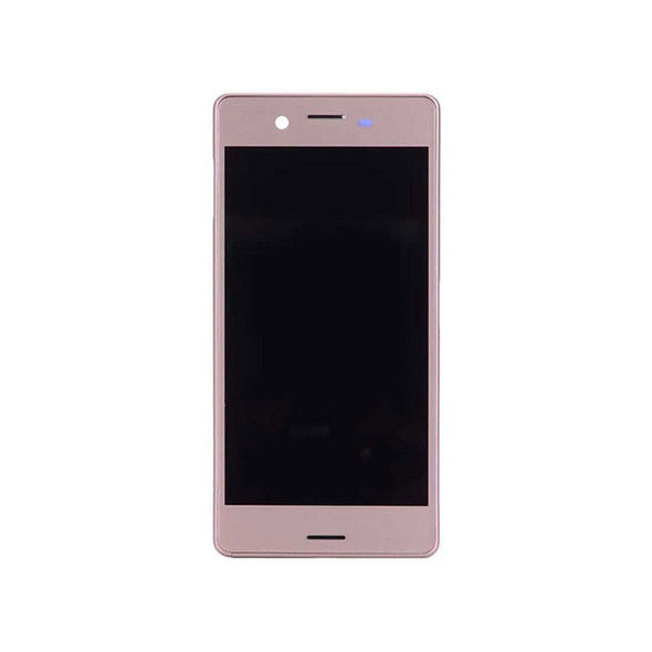 Complete Screen Assembly with Bezel for Sony Xperia X Pink   Parts4Repair.com