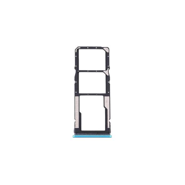 Xiaomi Redmi Note 9 SIM Card Tray Green | Parts4Repair.com
