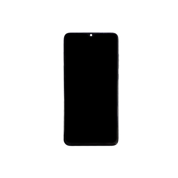 Xiaomi Mi 9 Lite Super Amoled Screen Assembly with Frame Black   Parts4Repair.com