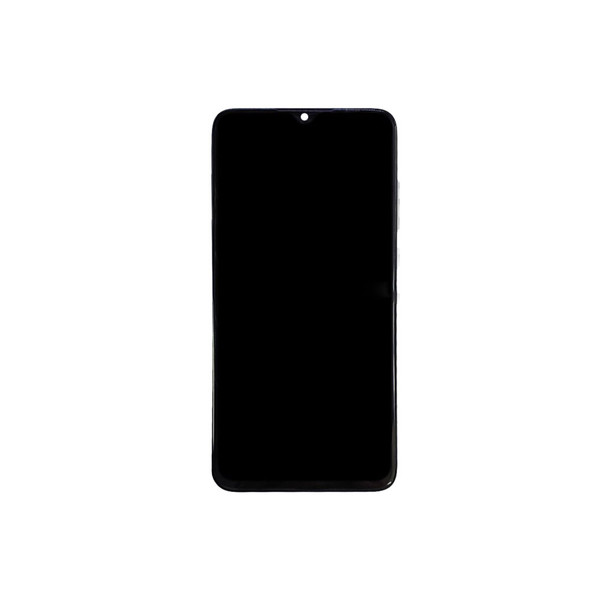 Xiaomi Mi 9 Lite LCD Screen and Digitizer Assembly with Frame-Silver