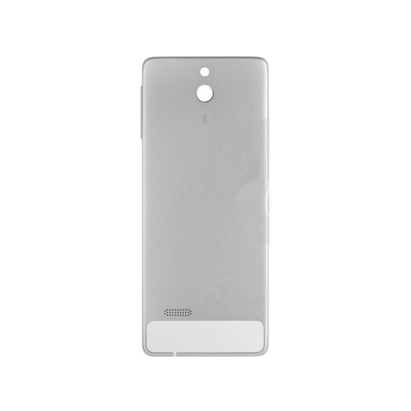 Nokia 515 Back Cover Replacement Silver | Parts4Repair.com