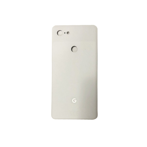 Google Pixel 3 XL Back Glass with Adhesive White | Parts4Repair.com