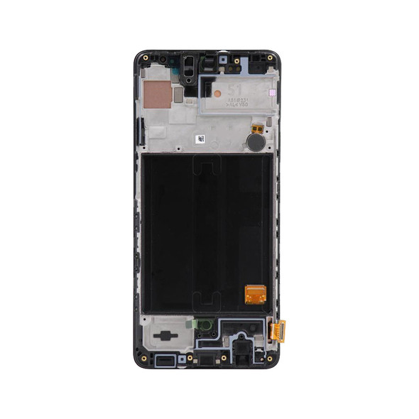 LCD Display with Frame for Samsung Galaxy A51 A515F | Parts4Repair.com