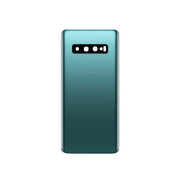 Samsung Galaxy S10 Plus Back Glass Green | Pars4Repair.com