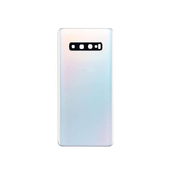 Samsung Galaxy S10 Plus Back Glass White | Pars4Repair.com