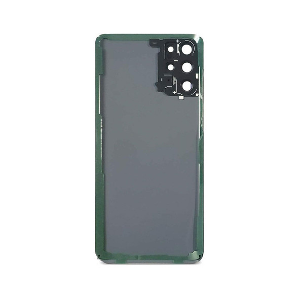 Back Glass with Camera Lens for Samsung Galaxy S20+ Black | Parts4Repair.com