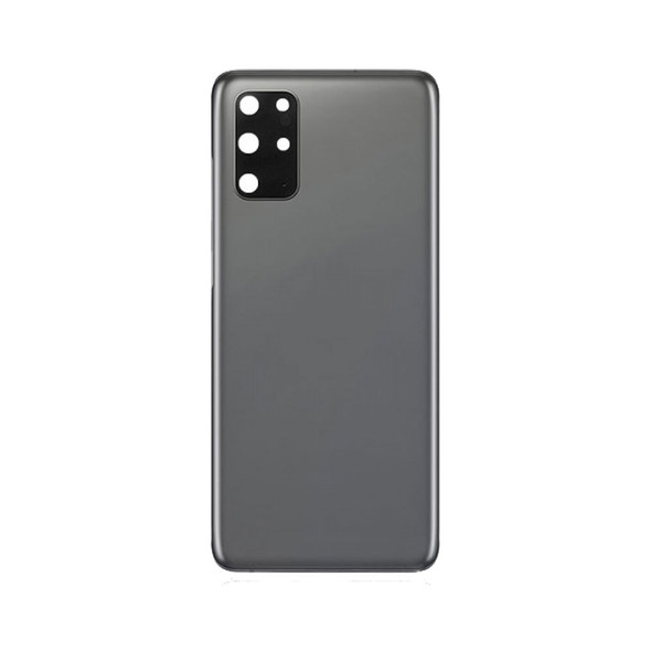 Back Glass with Camera Lens for Samsung Galaxy S20+ Gray | Parts4Repair.com