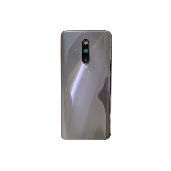 Oneplus 7 Pro Back Glass Cover Black with Camera Lens Gray | Parts4Repair.com