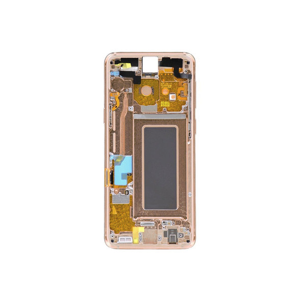 LCD Display Replacement for Samsung Galaxy S9 Gold | Parts4Repair.com