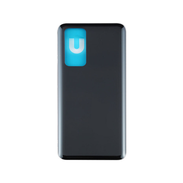 Huawei P40 Back Glass Cover with Adhesive Black | Parts4Repair.com