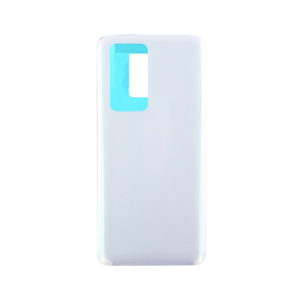 Huawei P40 Pro Back Glass Cover Color White | Parts4Repair.com