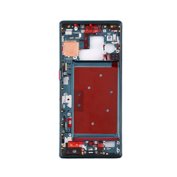 Huawei Mate 30 Pro Middle Frame Replacement Green | Parts4Repair.com