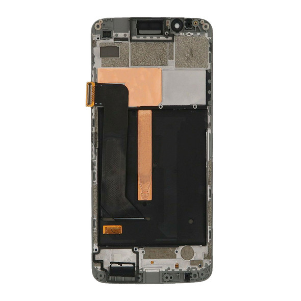 ZTE Axon 7 screen replacement with frame | Parts4Repair.com