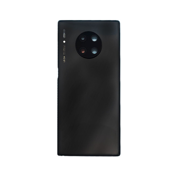 Huawei Mate 30 Pro Back Housing Cover Black | Parts4Repair.com