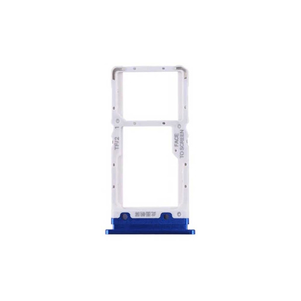Xiaomi Mi 9 Lite SIM Card Tray Blue | Parts4Repair.com