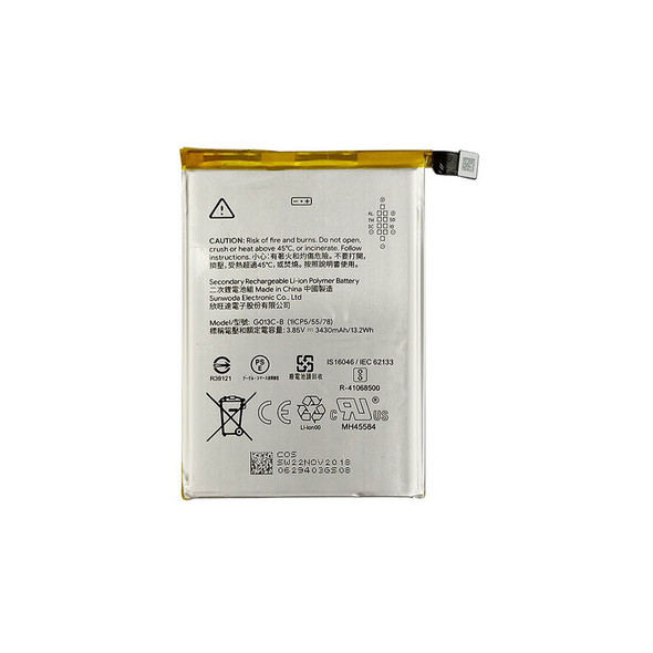 Built-in Battery Replacement for Google Pixel 3 XL | Parts4Repair.com