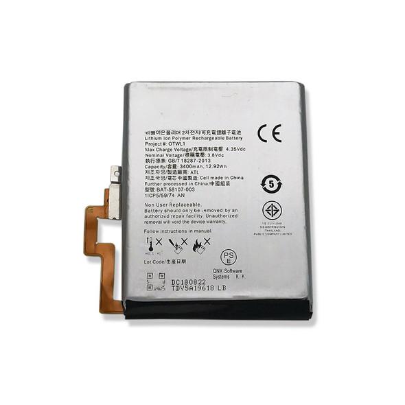 Built-in Battery Replacement for BlackBerry Passport Q30 | Parts4Repair.com