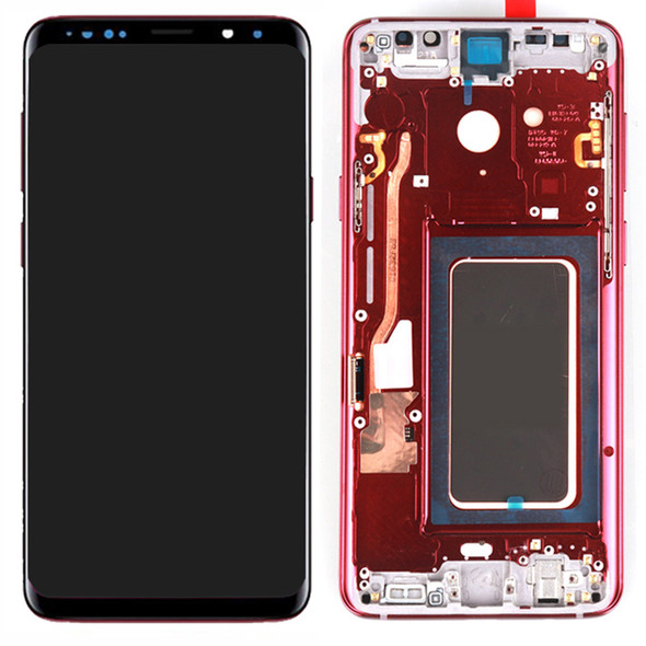 Samsung Galaxy S9+ LCD Display replacement | Parts4Repair.com