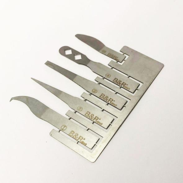 Blades Kit for Phone Chip Repair | Parts4Repair.com