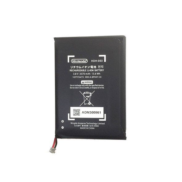 Battery Replacement HDH-003 for Nintendo Switch Lite | Parts4Repair.com