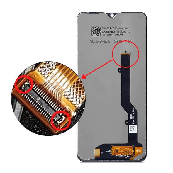 ZTE Blade 20 Smart V2050 LCD Display Replacement | Parts4Repair.com