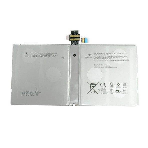 Microsoft Surface Pro 4 Built-in Battery Replacement | Parts4Repair.com