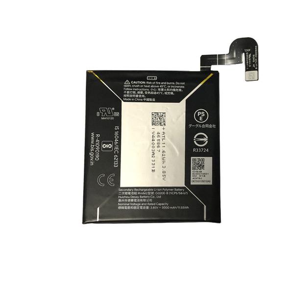 Google Pixel 3A Built-in Battery Replacement | Parts4Repair.com