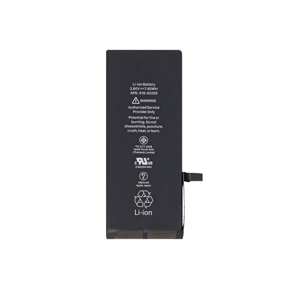 Brand New Battery Replacement for iPhone 7 | Parts4Repair.com
