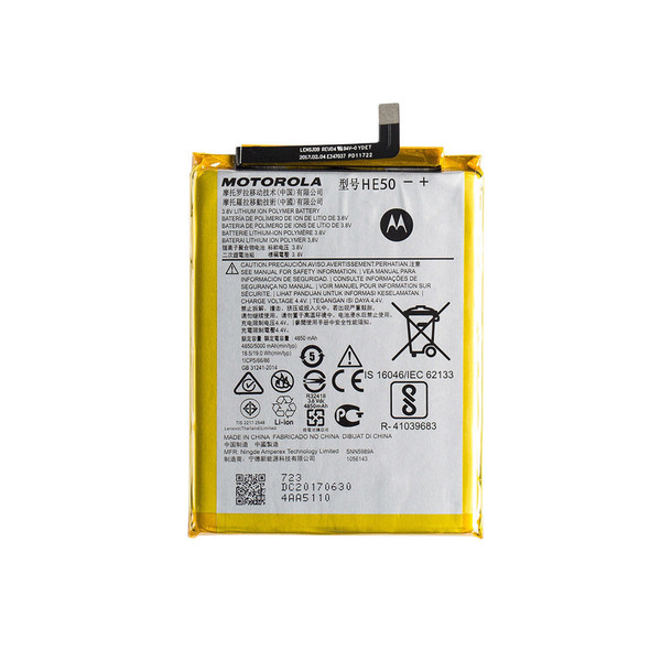 Motorola Moto E4 Plus Battery Replacement | Parts4Repair.com