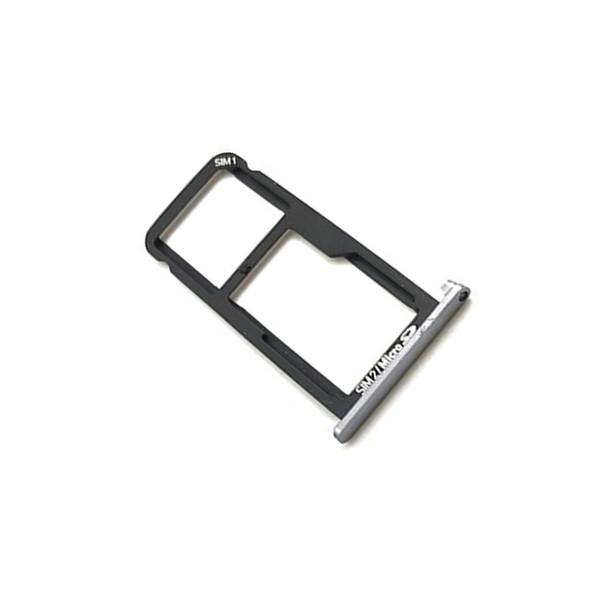 ZTE Blade V7 SIM Card Holder Silver | Parts4Repair.com