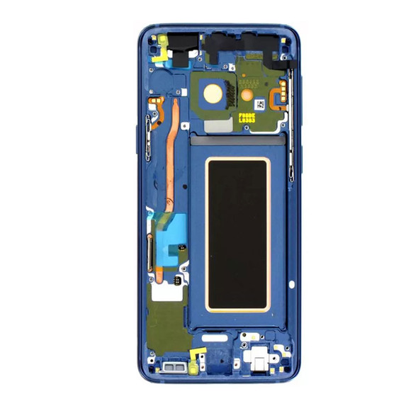 Samsung Galaxy S9+ screen replacement with frame | Parts4Repair.com