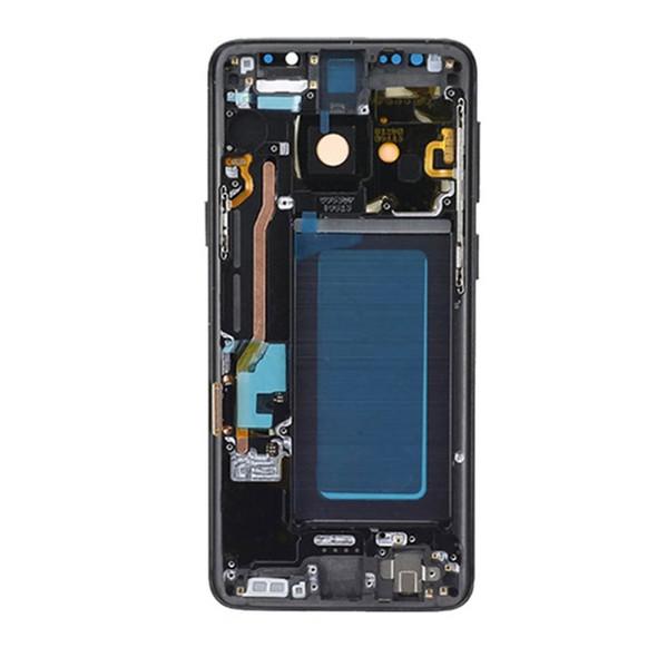 Samsung Galaxy S9+ LCD screen digitizer with bezel | Parts4Repair.com