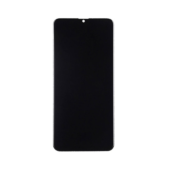 Samsung Galaxy A20s screen replacement with frame   Parts4Repair.com