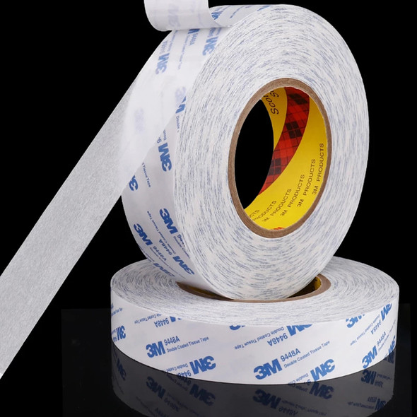 3M 9448A Strong Tape Double Sided Adhesive