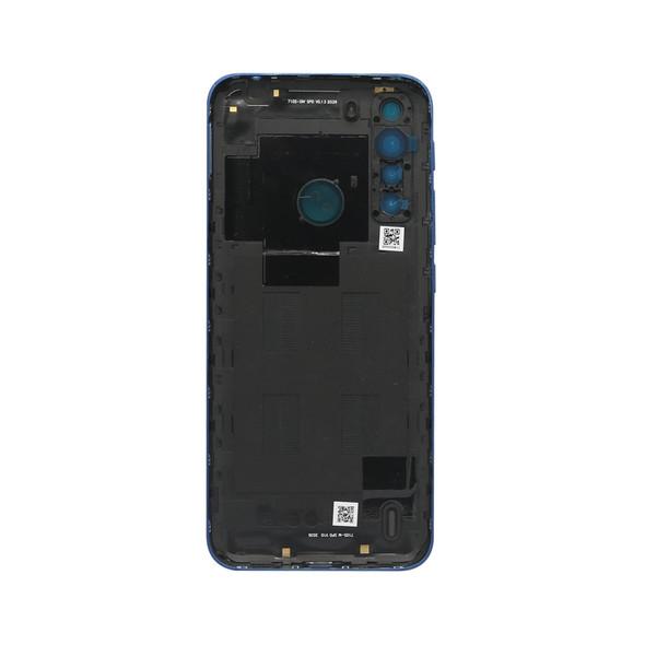 Motorola One Fusion Back Housing Cover - Blue
